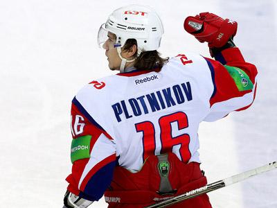 Сергей Плотников рассказал о себе