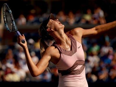 US Open. Мария Шарапова.