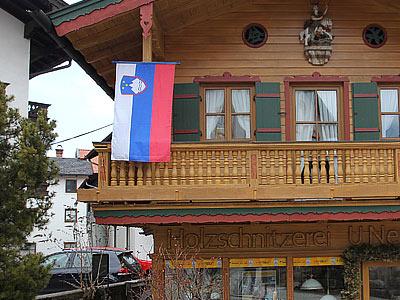 Словенский дом в Рупольдинге