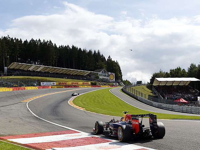 Главные интриги Гран-при Бельгии Формулы-1