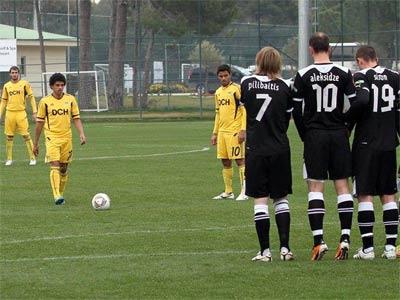 Пять клубов премьер-лиги в межсезонье играют без поражений