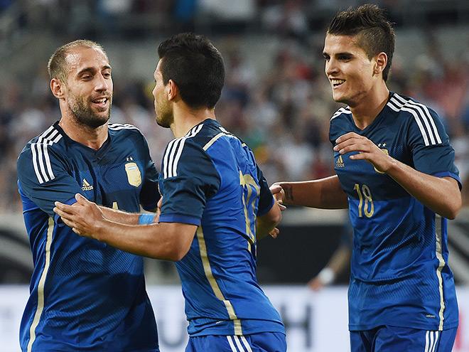 Германия — Аргентина