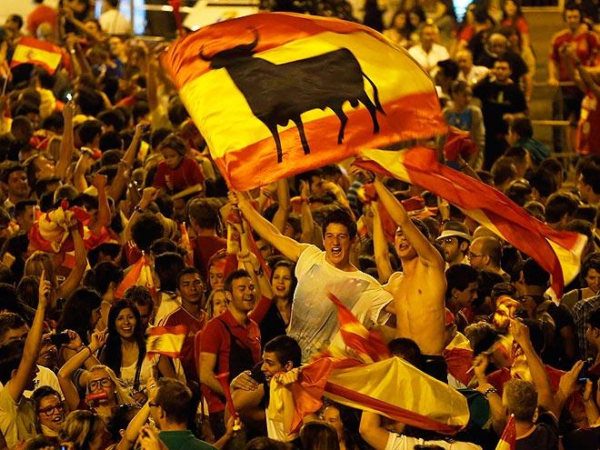 Испанские клубы продолжают доминировать