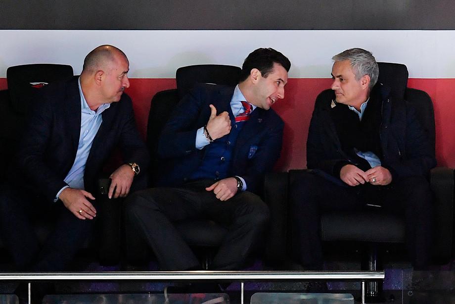 «И тут он думает: какого чёрта я забыл в КХЛ?». Мир – о конфузе Моуринью