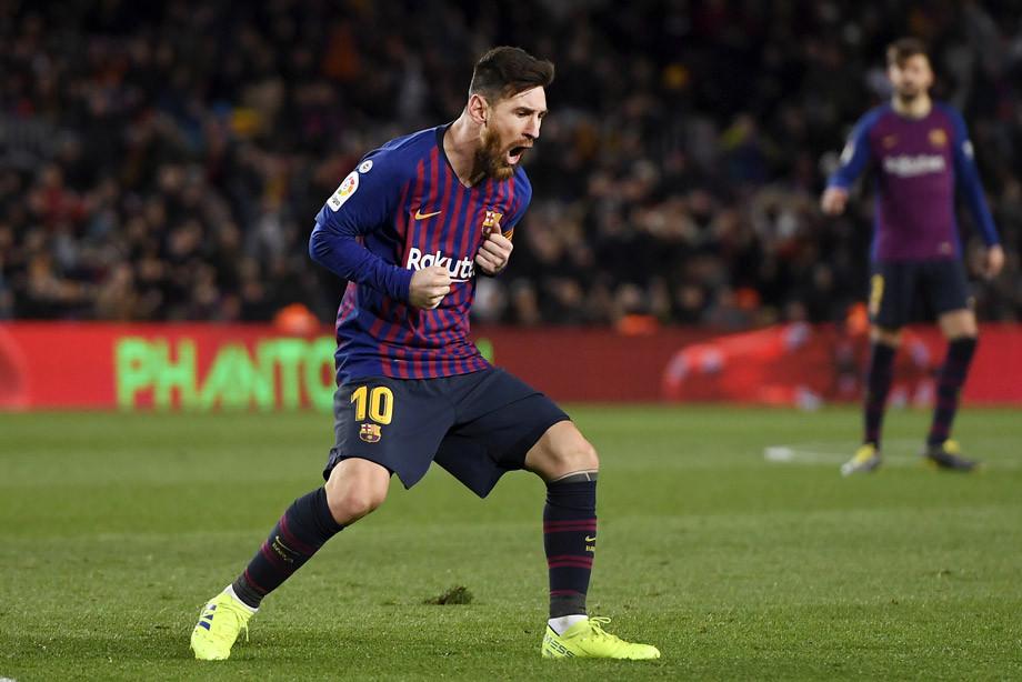 «Валенсия» с Черышевым остановила «Барселону». Несмотря на дубль Месси