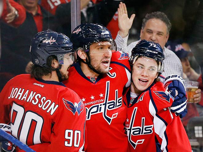 Обзор недели в НХЛ