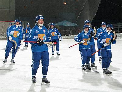 Хоккей с мячом. Итоги 5-го тура чемпионата России