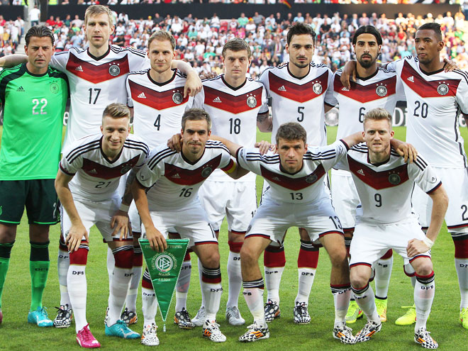 Фото футбол сборной германии