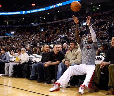 """НБА-2010/11. Из жизни """"жучков"""". День 126-й"""