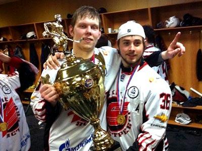 Защитник «Омских Ястребов» Никита Мокин - о прошедшем сезоне