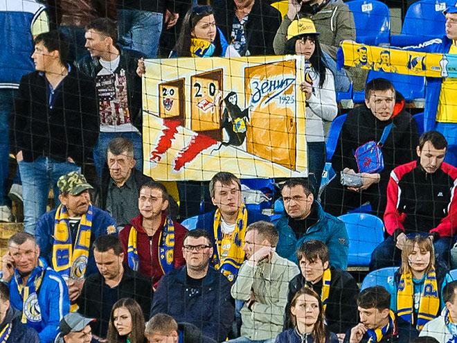 «Ростов» уже год не проигрывает на своём поле