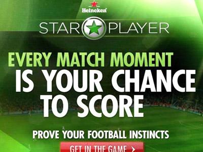Развлекись вместе с Heineken и Star Player