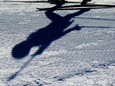 То ли лыжи не едут…