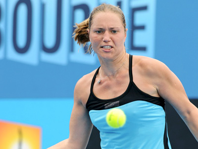 Теннисную неделю себе в актив может записать лишь Катя Бондаренко