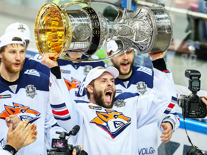 Величкин, Воробьёв, Кошечкин и Зарипов – о победе «Магнитки»