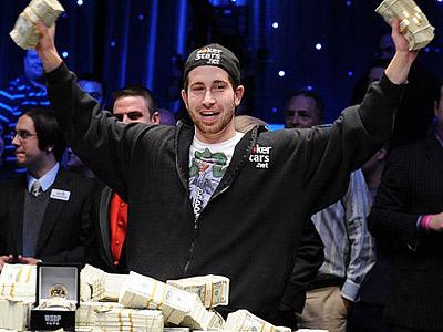 Джонатан Дюамель – чемпион Main Event WSOP-2010