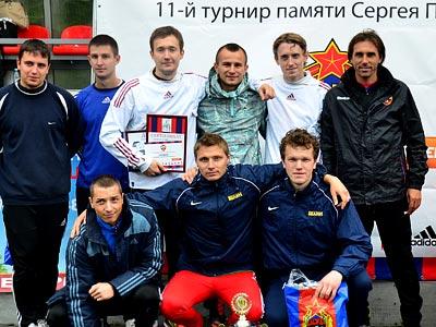 В Москве в 11-й раз прошёл Кубок памяти Сергея Перхуна