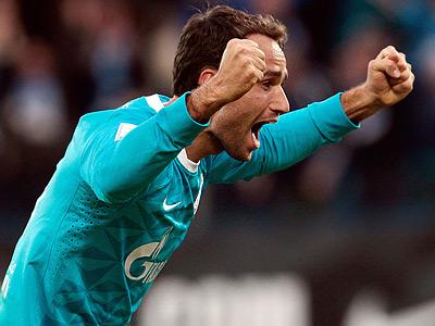 «Зенит» победил ЦСКА и фактически обеспечил себе золотые медали