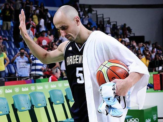 США победили Аргентину в четвертьфинале баскетбольного турнира Олимпиады
