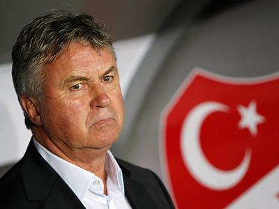 Хиддинк: в Турции футбол – это образ жизни