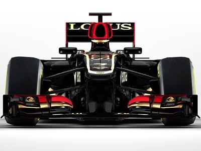 «Лотус» представил болид E21 на сезон-2013