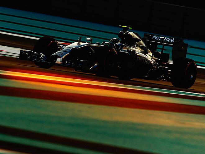 Анализ тренировок Гран-при Абу-Даби Формулы-1