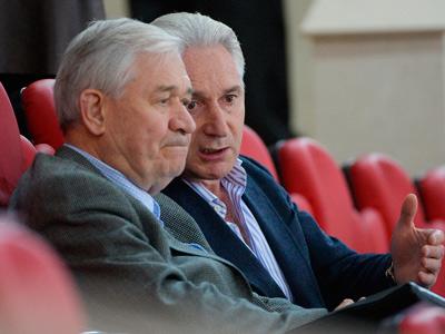 Владимир Юрзинов и Зинэтула Билялетдинов