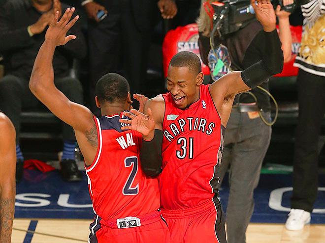 """Баскетболисты """"Торонто"""""""