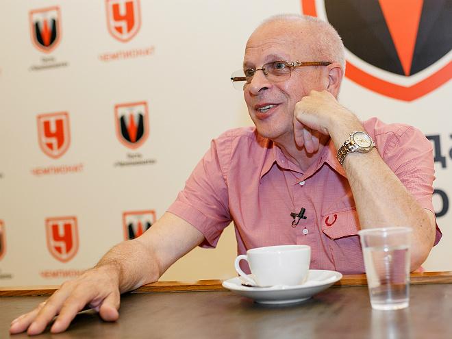 Владимир Гомельский считает Владимира Познера лучшим интервьюером в стране