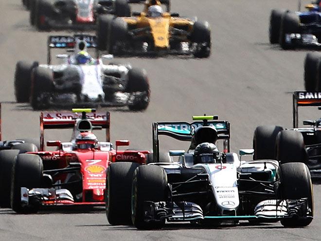 Нико Росберг выиграл Гран-при Бельгии Формулы-1