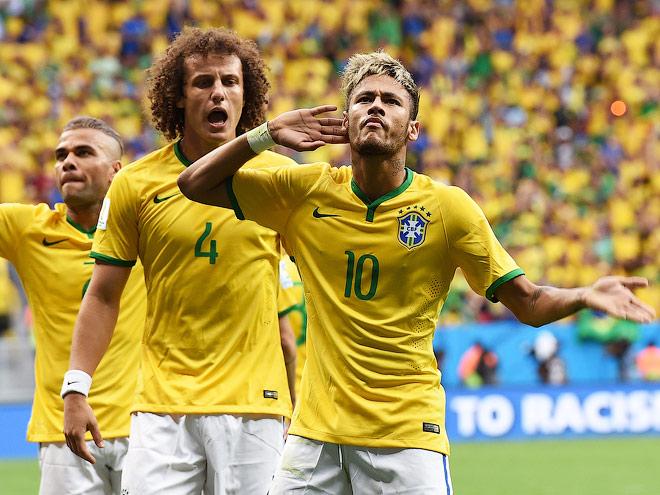 ЧМ-2014. Камерун – Бразилия — 1:4