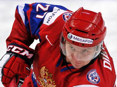 Кирилл Дьяков – об игре со сборной Швейцарии