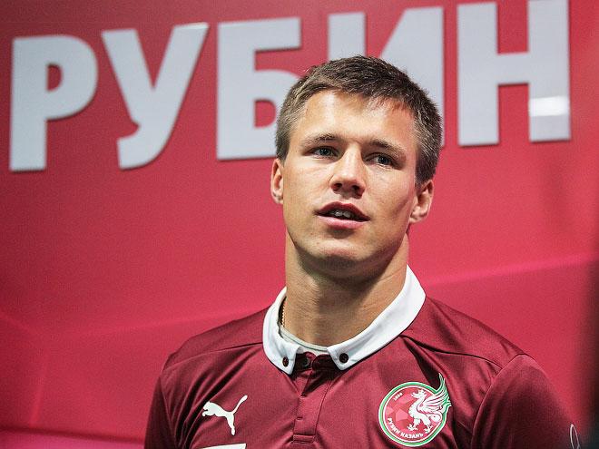 Канунников - о «Рубине», «Спартаке» и «Динамо»
