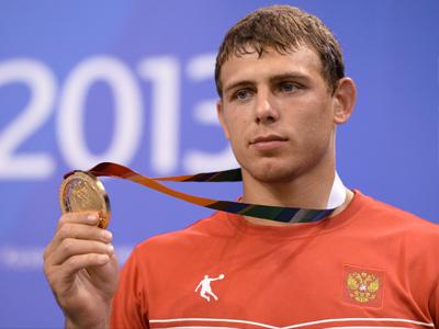 Никита Мельников выиграл золото