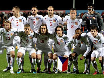 Шансы Чехии на выход из группы 50 на 50