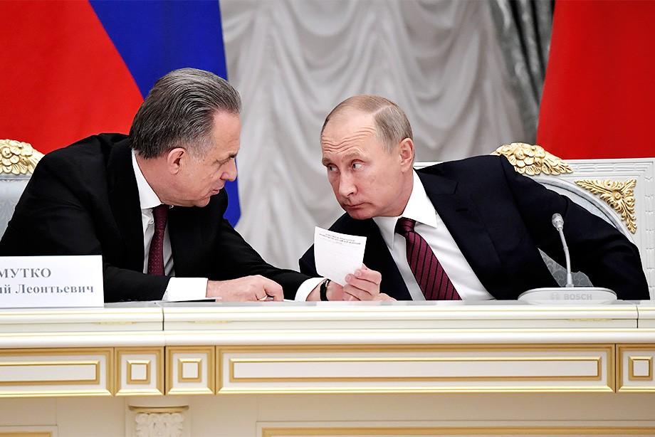 Виталий Мутко: «Каких-то серьезных иреволюционных решений полимиту небудет»