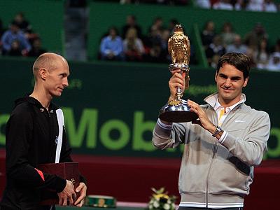 Старт сезона – за Федерером