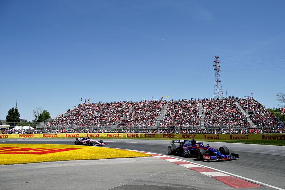 Гран-при Канады Формулы-1: Даниил Квят