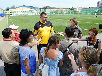 Андрей Назаров - о старте предсезонки