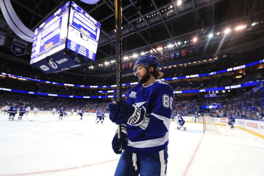 Кучеров будет получать больше Стэмкоса. Самые дорогие россияне в НХЛ