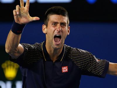 Новак Джокович — победитель Australian Open