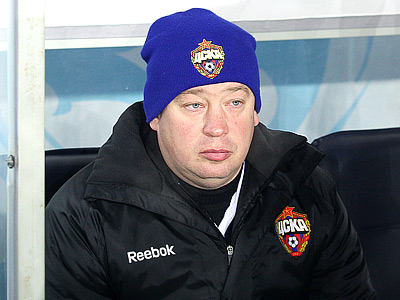 Слуцкий: для ЦСКА не всё потеряно