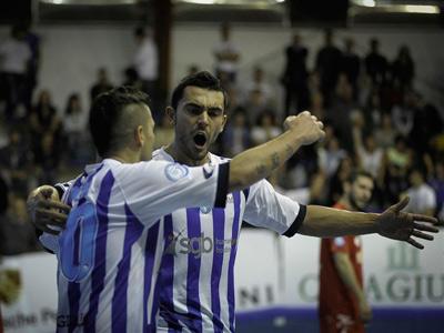 3-й тур чемпионата Италии по мини-футболу