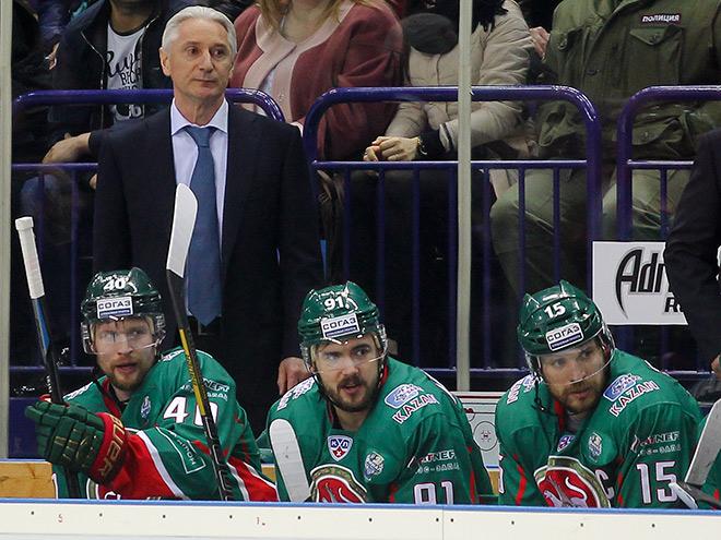 Билялетдинов и Быков - о двух матчах финала Кубка Гагарина