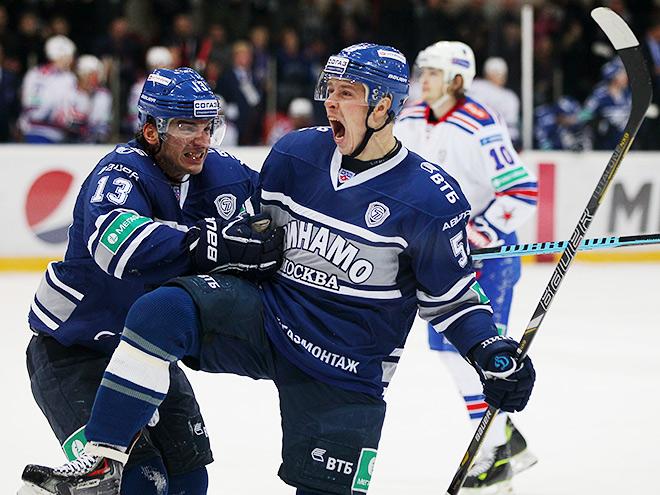 «Динамо» вырвало победу у СКА