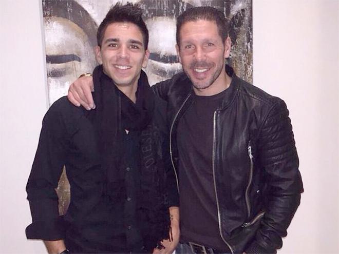 Джованни и Диего Симеоне
