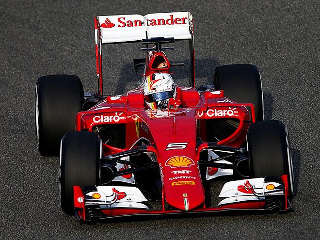 Итоги тестов Формулы-1 в Хересе