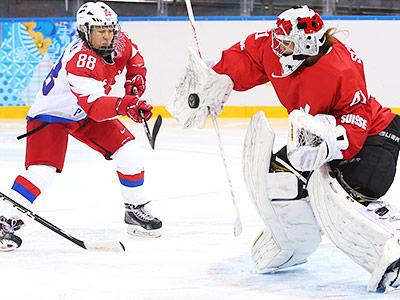 Россия – Швейцария – 0:1