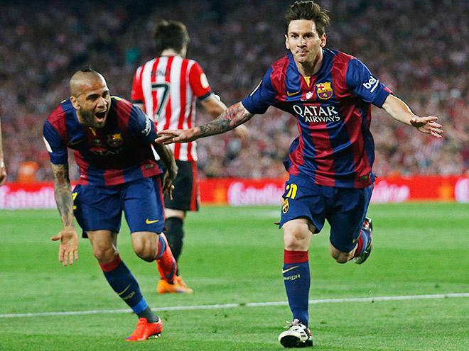Атлетик– Барселона: «Барселона». Обзор матча