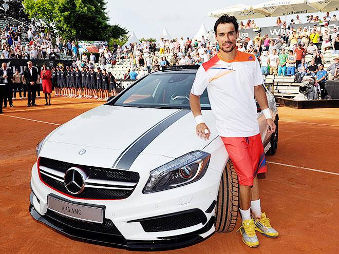 Фабио Фоньини — победитель Штутгарта-2013